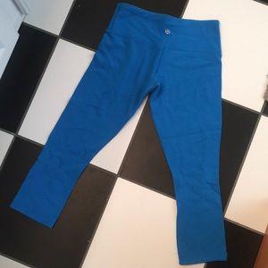 Reversible Lululemon Crop Legging